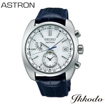 SEIKO セイコー ASTRON アストロン ソーラー電波ライン チタンケース 41.3mm 10気圧防水 メンズ腕時計  男性 紳士 日本国内正規品 2年保証 SBXY021