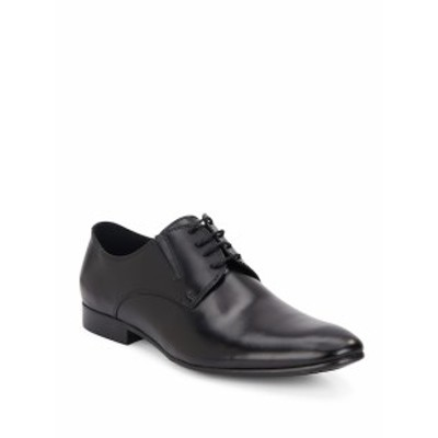 ケネスコール メンズ シューズ オックスフォード 革靴 Mix Em Up Leather Derby Shoes