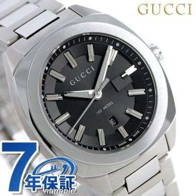 【あす着】グッチ GG2570 コレクション 37mm レディース 腕時計 YA142401 GUCCI ブラック