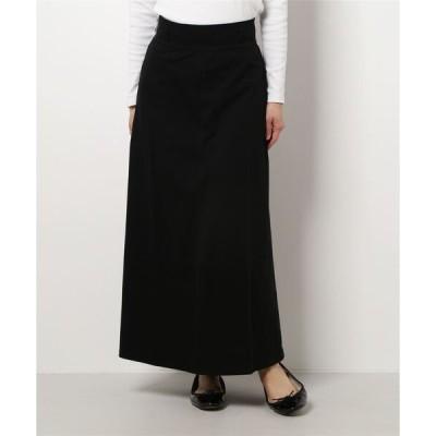 スカート J000 JUPE コットンロングスカート