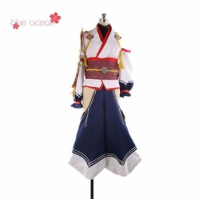 Fate/Grand Order FGO アーチャー・インフェルノ 巴御前 ともえごぜん 風  スプレ衣装  cosplay ハロウィン  仮装