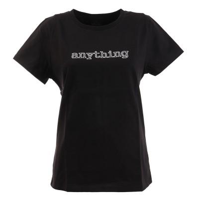 ACPGウェアTシャツ 半袖 プリント 872PA0BGI3159BLKブラック