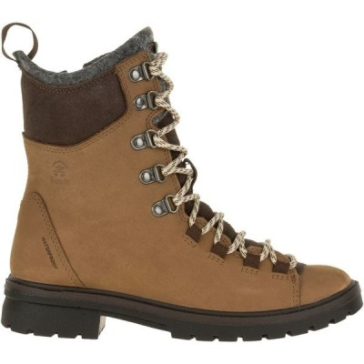 カミック ブーツ&レインブーツ シューズ レディース Kamik Women's RogueHiker Winter Boots Taupe