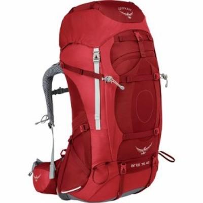 オスプレイ パック キャンプ用品 Ariel AG 75L Backpack - Womens