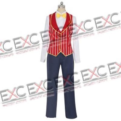 アイドリッシュセブン 六弥ナギ(ろくやなぎ) TWiNKLE12 風 コスプレ衣装
