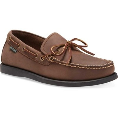 イーストランド デッキシューズ シューズ メンズ Yarmouth (Men's) Bomber Brown Leather