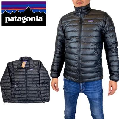 パタゴニア ダウン セーター ジャケット 防寒 ブラック メンズ 800フィルパワー 防風性 軽量 アウター PATAGONIA MEN'S DOWN SWEATER 84674 BLACK