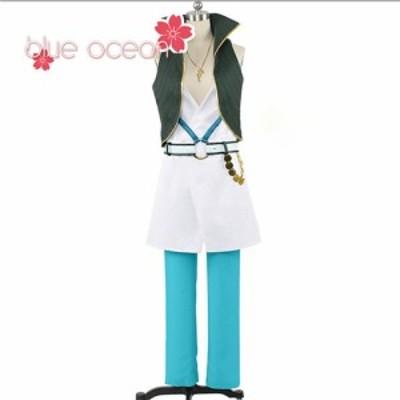 IDOLiSH 7  アイドリッシュセブン  四葉環 よつばたまき  風  コスプレ衣装  cosplay  cos  変装 仮装