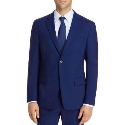 セオリー メンズ ジャケット・ブルゾン アウター Bowery Traceable Wool Extra Slim Fit Suit Jacket