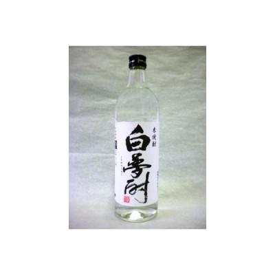 米焼酎 白夢酎 25度 720ml 研醸株式会社