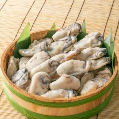冷凍加熱用むき牡蠣(1kg) /【かき カキ】