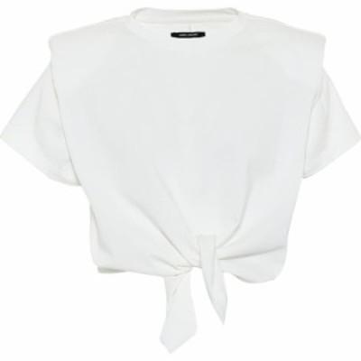 イザベル マラン Isabel Marant レディース ベアトップ・チューブトップ・クロップド Exclusive to Mytheresa - Belita cotton-jersey cr