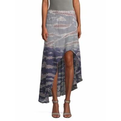 YFB クローシング レディース スカート Kylie Hi-lo Tie-Dye Skirt