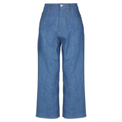 HAIKURE ジーンズ ブルー 26 コットン 98% / ポリウレタン 2% ジーンズ