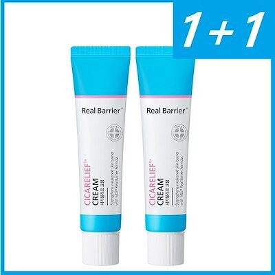 ATOPALM/アトパーム1+1特価リリーフ クリーム 30g リアルバリア シカ / Real Barrier Cica relief Cream 30g