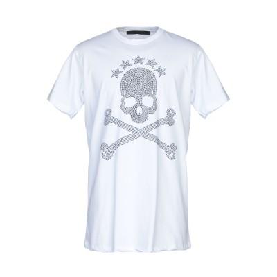 BAD SPIRIT T シャツ ホワイト XS コットン 100% T シャツ