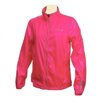 メレル MERRELL ウィンドブレーカー ジャケット Women Woven Jacket JAWS22870 669 CalypsoCoral M レディース