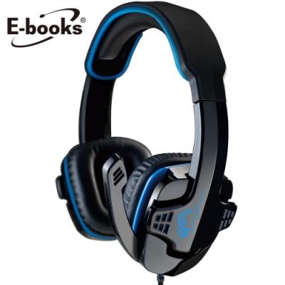 ★E-books S25 電競頭戴耳機麥克風