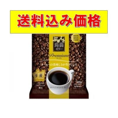 ぷるんと蒟蒻ゼリープレミアムコーヒー 6個
