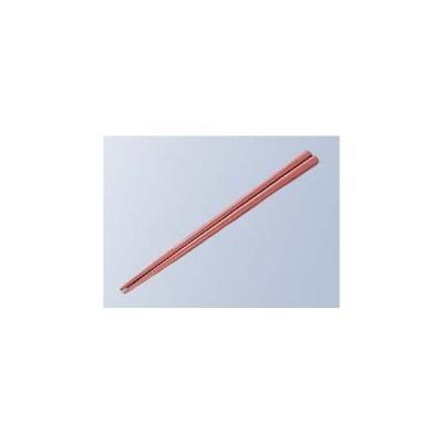 【まとめ買い10個セット品】 金剛箸 22.5cm レッド PPS製【 カトラリー・箸 】