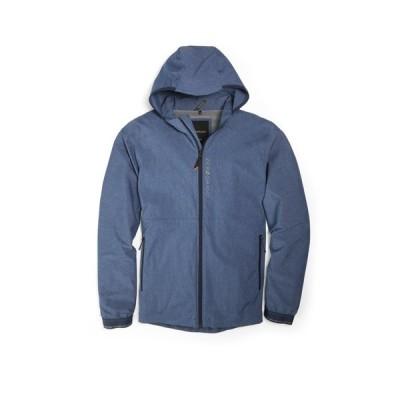 コールハーン Colehaan メンズ アパレル ゼログランド パッカブル ランニング ジャケット mens T40193 ドレス ブルー