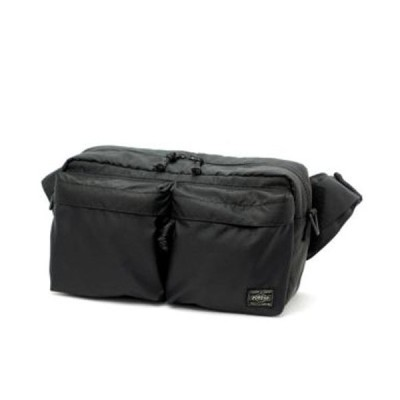 Saleポーター(porter)・フォース・2WAYウエストバッグL (ブラック)