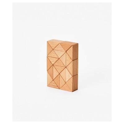 スネークブロックスモールナチュラル AREAWARE エリアウェア ウッド 木 木製 積み木 プレゼント ギフト スタイリッシュ おしゃれ おもちゃ