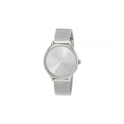 Nixon ニクソン レディース 女性用 腕時計 ウォッチ ファッション時計 Clique Milanese - All Silver