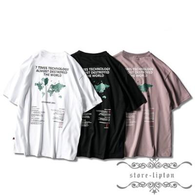 メンズ 半袖 Tシャツ クルーネック 夏 おしゃれ ファッション アメカジ 吸汗速乾 カットソー プリント 無地 新作