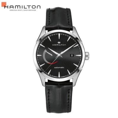 正規品 自動巻 ハミルトン HAMILTON 腕時計 メンズ ジャズマスター パワーリザーブ オート H32635731