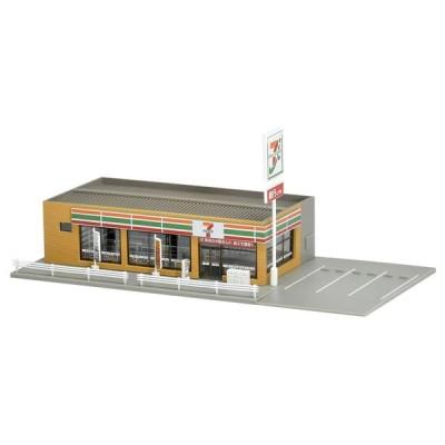 TOMIX Nゲージ コンビニエンスストア セブンーイレブン 4262 鉄道模型用品