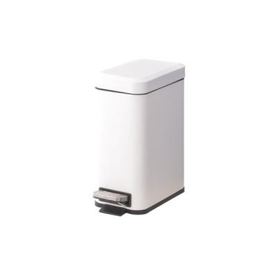 ダストボックス ゴミ箱 トラッシュカン 5L LFS-232WH 東谷