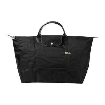 ロンシャン(LONGCHAMP) ボストンバッグ LE PLIAGE CLUB TRAVEL BAG L 1624 619 001 ブラック 黒/ベージュ