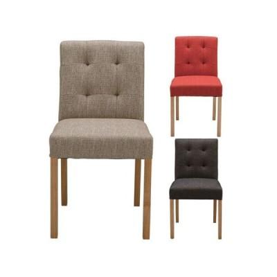 ダイニングチェア CL( 椅子 イス 木製 座面高め45cm 完成品 )