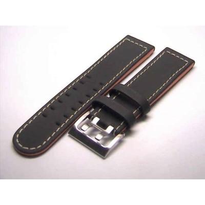 ハミルトン HAMILTON   カーキエアレース用 純正 時計バンド ベルト 21mm ホワイトステッチ H600776130