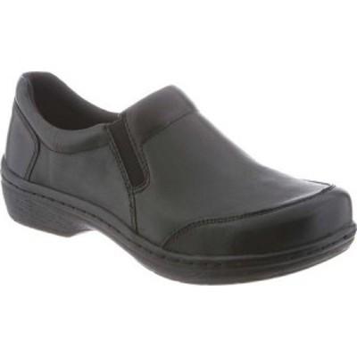 クロッグス Klogs メンズ シューズ・靴 Arbor Black Smooth Leather