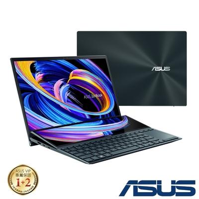 ASUS UX482EG 14吋筆電 (i5-1135G7/MX450/16G/512GB/ZenBook 14/蒼宇藍)