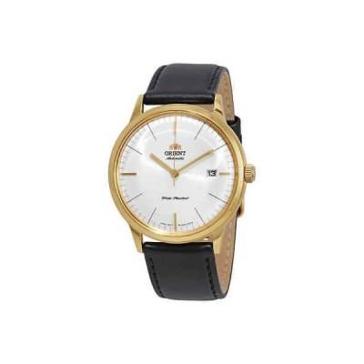 腕時計 オリエント メンズ Orient 2nd Generation Bambino Automatic White Dial Men's Watch FAC0000BW0