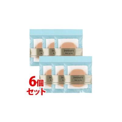 《セット販売》 コーセー インフィニティ メイクアップマット (1個)×6個セット 化粧小物 INFINITY