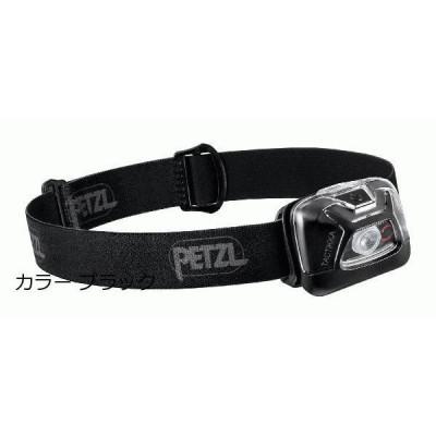 ペツル (Petzl) TACTIKKA タクティカ+ 300ルーメン E093EA カラー ブラック