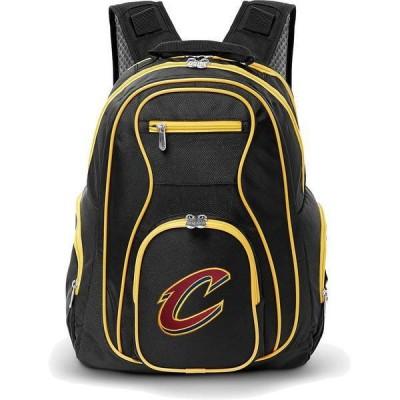 モジョ メンズ バックパック・リュックサック バッグ Mojo Cleveland Cavaliers Colored Trim Laptop Backpack
