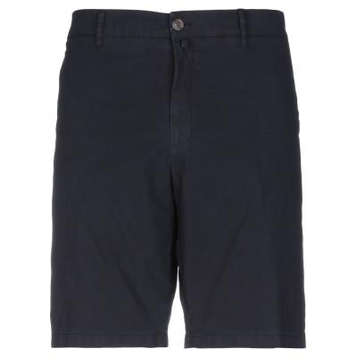 HOMEWARD CLOTHES バミューダパンツ ダークブルー 54 コットン 97% / ポリウレタン 3% バミューダパンツ
