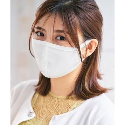 レースマスク 日本製 洗える抗菌素材