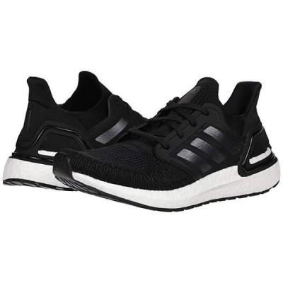 アディダス Ultraboost 20 レディース スニーカー Core Black/Night Metallic/Footwear White