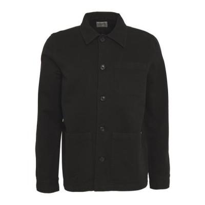 ヌーディージーンズ メンズ ファッション BARNEY - Shirt - black