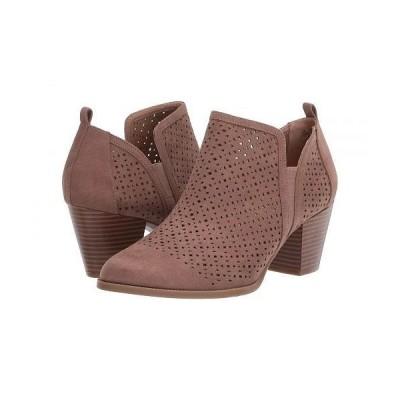 LifeStride ライフストライド レディース 女性用 シューズ 靴 ブーツ アンクル ショートブーツ Jillian - Mushroom