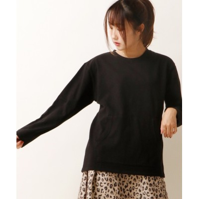 tシャツ Tシャツ 【NAPPALM】クルーロンT 長袖Tシャツ