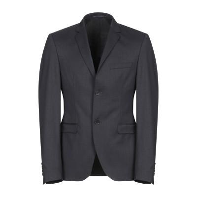 JACK & JONES テーラードジャケット ダークブルー 46 ウール 98% / ポリウレタン 2% テーラードジャケット