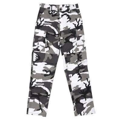 新品 ROTHCO (ロスコ)B.D.U. CARGO PANTS [カーゴパンツ]CITY CAMO 999-005387-039[定番][迷彩][ミリタリー][メンズ][大きいサイズ](フットウェア)