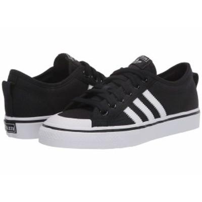 アディダス メンズ スニーカー シューズ Nizza Core Black/Footwear White/Footwear White